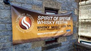 Whisky - The Speyside Festival 2016 Review