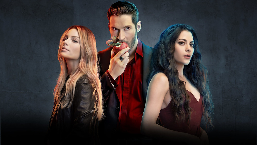 Lucifer, best series on netflix