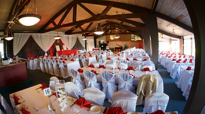 Reception and Banquet Hall