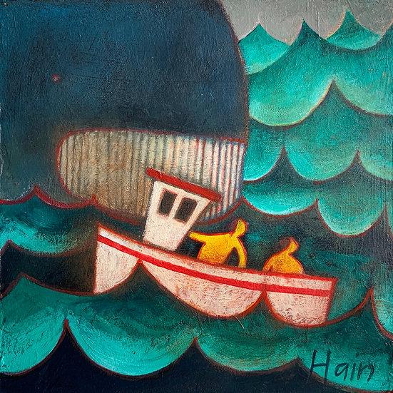 Finding Ahab