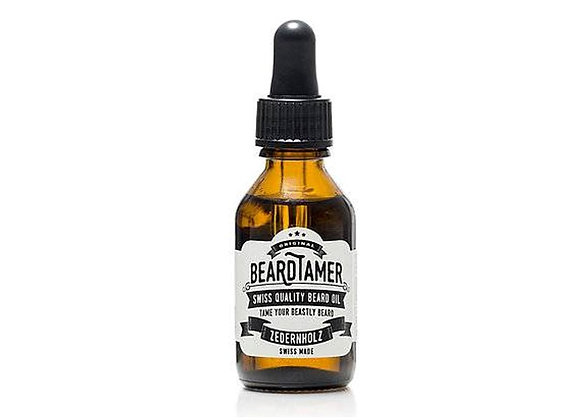 Beardtamer - Bartöl - Zedernholz - 30ml