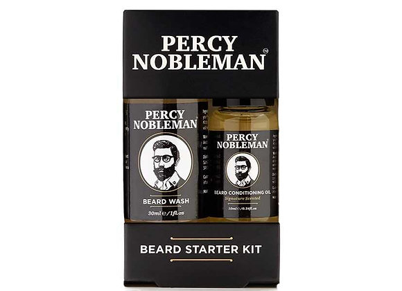PERCY NOBLEMAN'S BEARD STARTER KIT