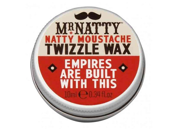 MR NATTY Moustache Twizzle Wax - Bartwachs