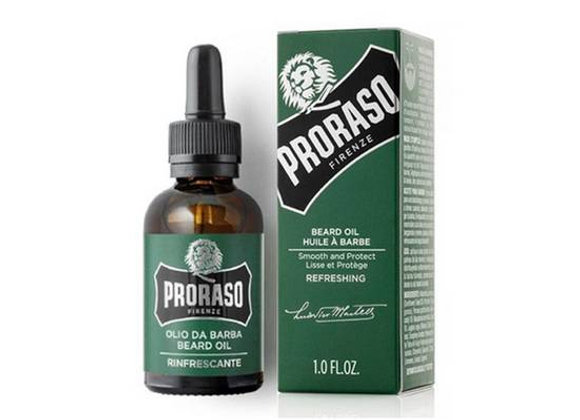 Proraso - Refreshing - Bartöl - 30ml
