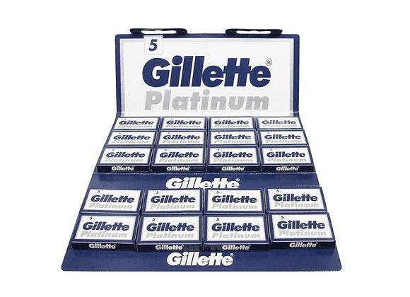 Gillette - Rasierklinge - Platinum - 100St.