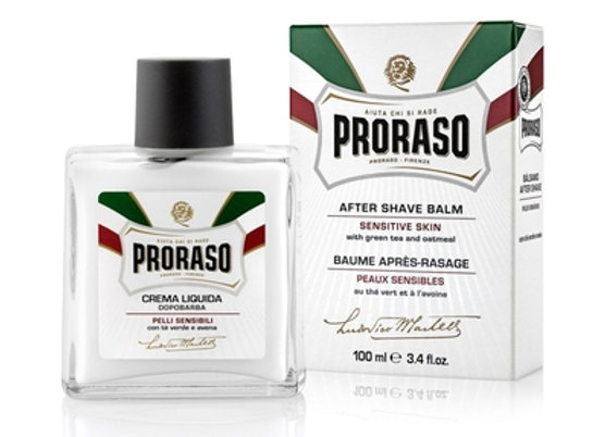 Proraso - White After Shave Balsam Sensitive - 100ml