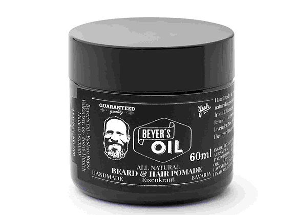 BEYER'S OIL - Bart / Haarpomade - 60ml