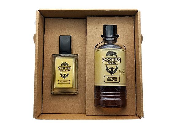 Scottish - Old Scool - Geschenk Set