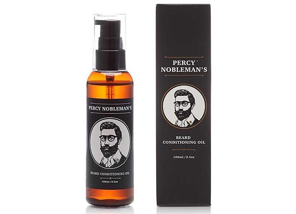 PERCY NOBLEMAN'S BART ÖL - 100ML