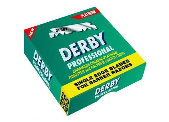 Derby - Rasierklingen - Single Edge - 100St.