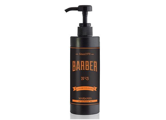 Barber Marmara - Creme Cologne- Nr. 3 - 400ml
