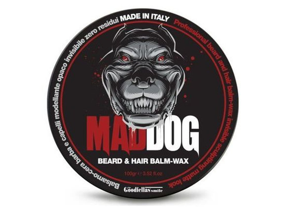 MAD DOG - Bart-Haar-Wax - 100ml
