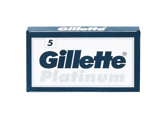 Gillette - Rasierklinge - Platinum - 5St.