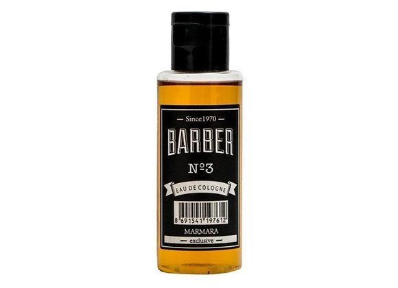 Barber Marmara - Eau De Cologne- Nr. 3 - 50ml