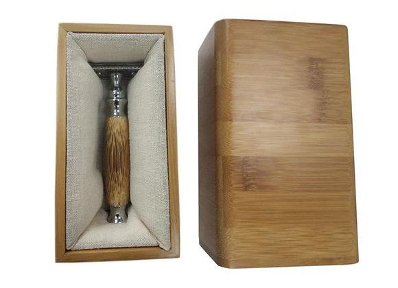 Rasierhobel - Bambus