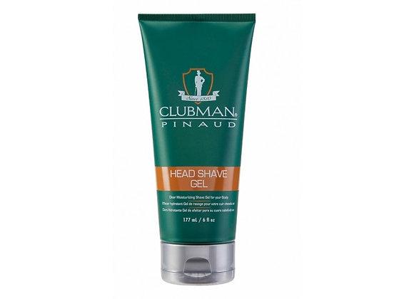 Clubman Pinaud - Rasiergel für Gesicht und Kopf