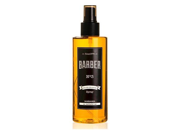 Barber Marmara - Eau De Cologne- Nr. 3 - 250ml