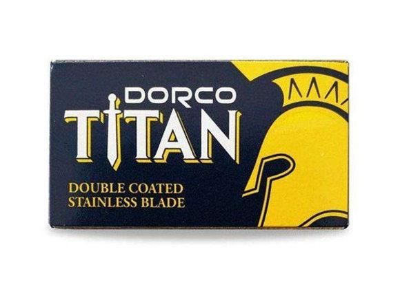 Dorco - Titan - Rasierklingen - Double Edge - 10St.