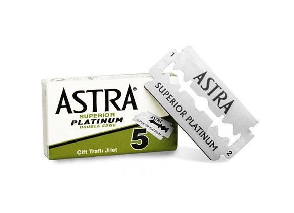 Astra - Rasierklingen - Double Edge - 5St