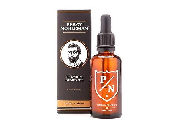 PERCY NOBLEMAN'S PREMIUM BEARD OIL - 50ML