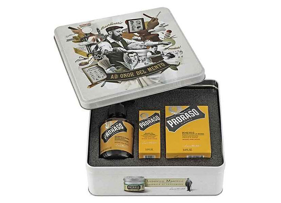 Proraso - Bartpflege Set - Wood & Spice