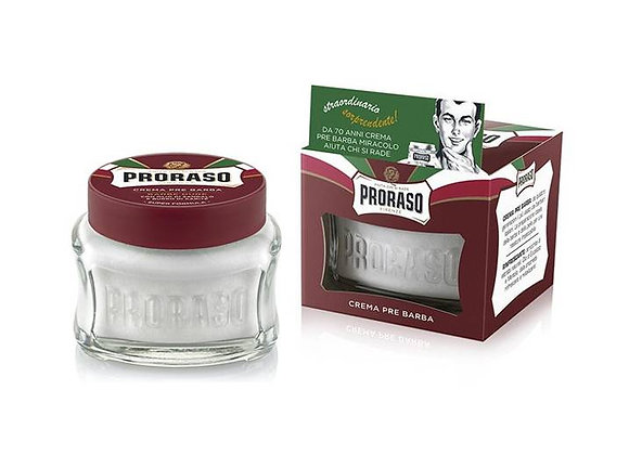 Proraso - Pre-und After Shave - Red - 100ml