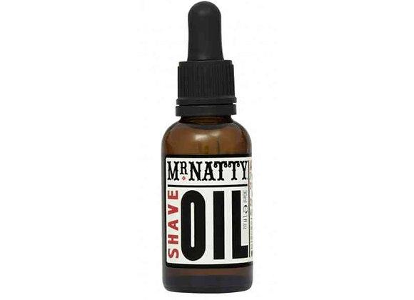 MR NATTY Shave Oil - Rasieröl