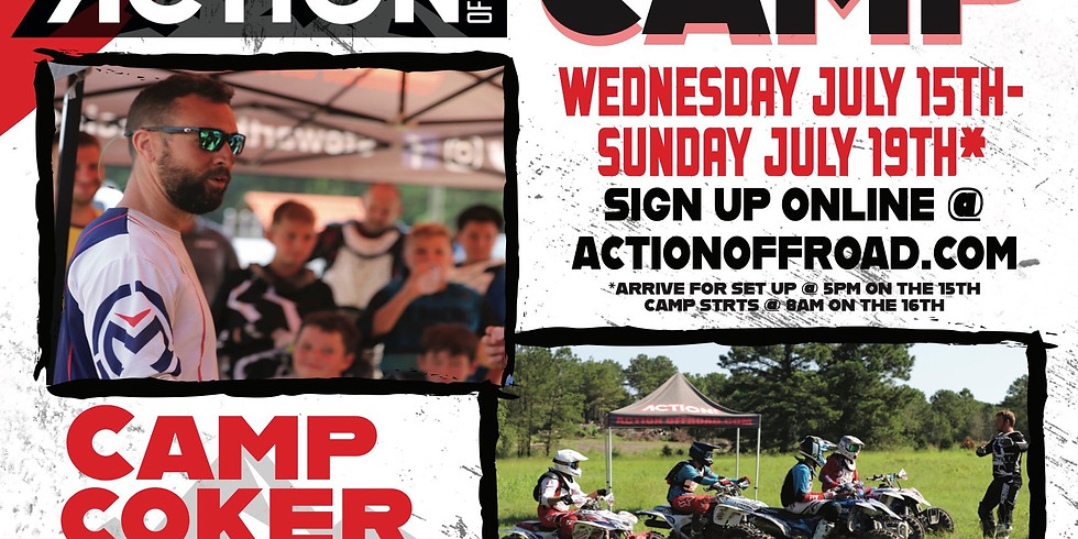 Action Off Road ATV Camp