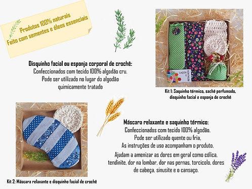 Bolsas térmicas de sementes - Magda Checchia