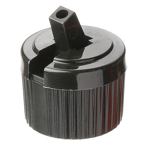 Turret Dispensing Caps
