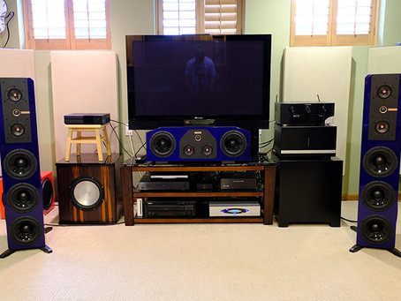 Starke Sound Halo Elite 5.1 Home Theater Speaker System Review