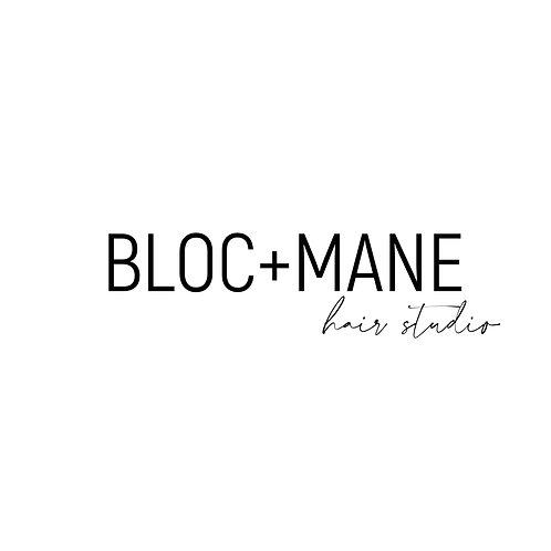 BLOC+MANE Gift Certificate