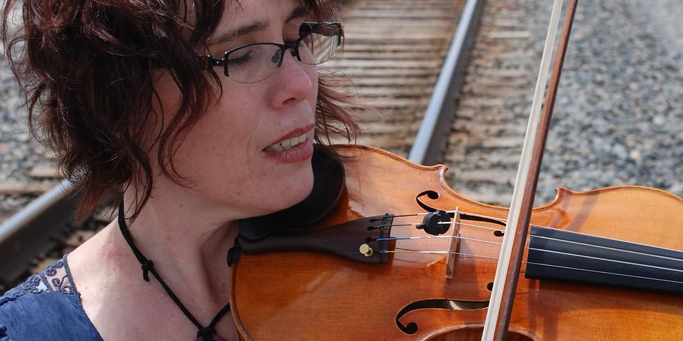 Violin Vibrato Tribe Night with Mary Danzig