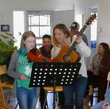 March jam recital Bron and Rowan.jpg