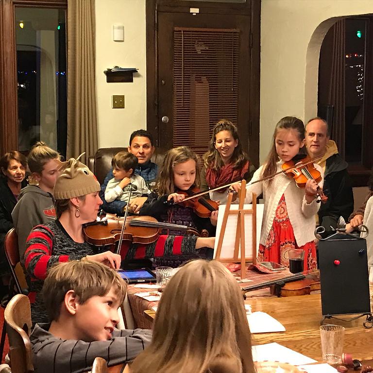 Holiday Jam Recital