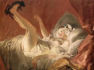 Jean-honore-Fragonard-Young-Woman-Playin