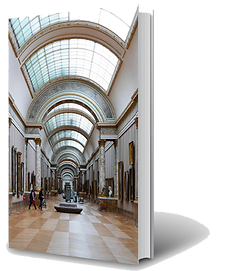 MUSEE realistic-white-book-template_23-2