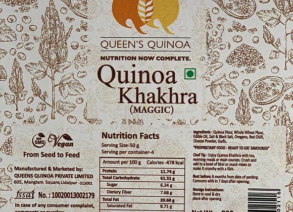 Quinoa Khakra - Magic (200 gms)