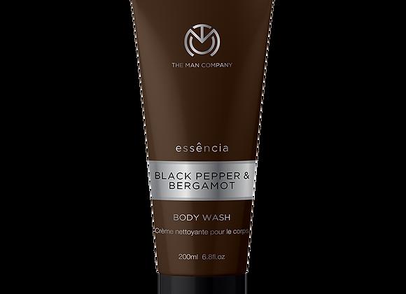 BODY WASH | BLACK PEPPER & BERGAMOT - 200 ml