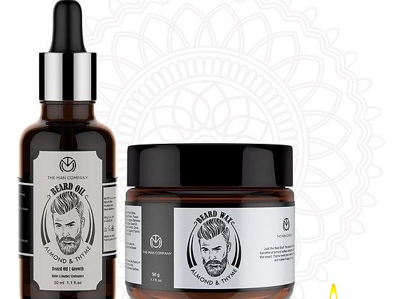 Beard Combo(Beard oil + Beard)