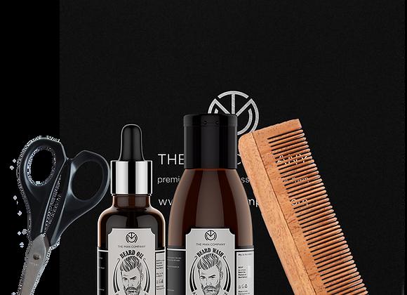 Almond & Thyme Beard Box