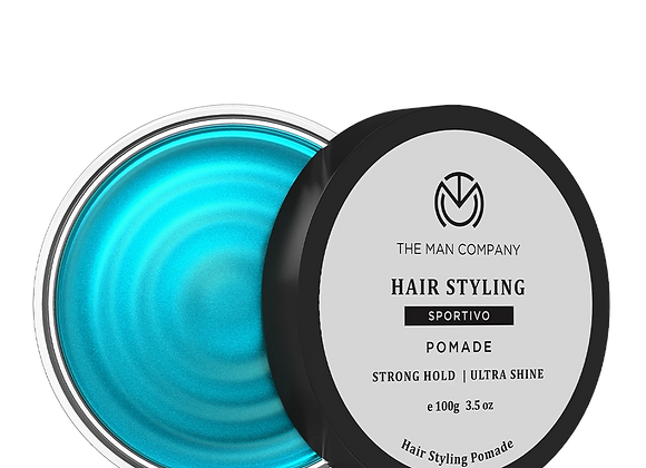 HAIR STYLING POMADE | SPORTIVO - 100GMS
