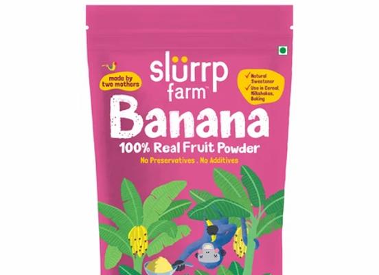 100% Natural Banana Powder (Sugar substitute) - 300 gms