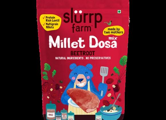 Multigrain Millet Dosa Mix : Beet root