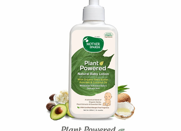 Mother Sparsh Plant Powered Natural Baby Lotion