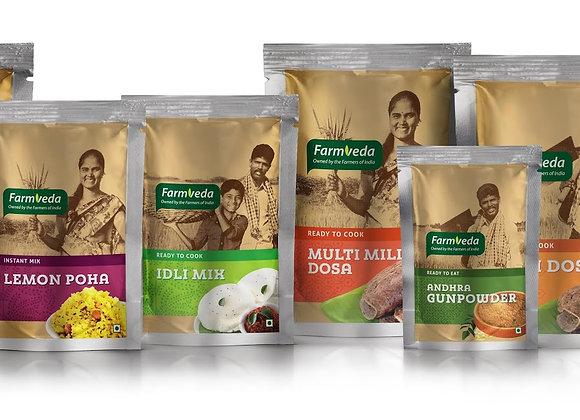 Farmveda Breakfast Combo of 6