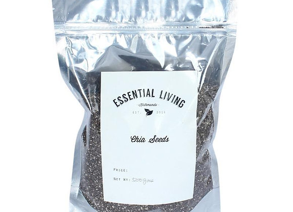 Black Chia Seeds(200g)