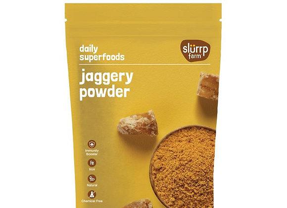 100% Natural Jaggery Powder (Sugar Substitute) - 250 Gms