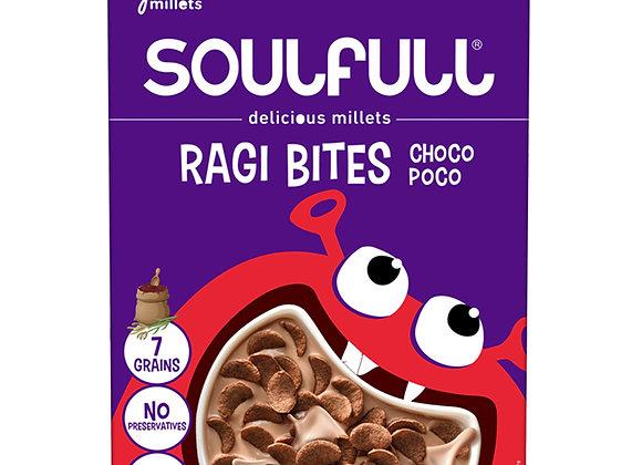Soulfull Ragi Bites Choco Poco - 200 gms