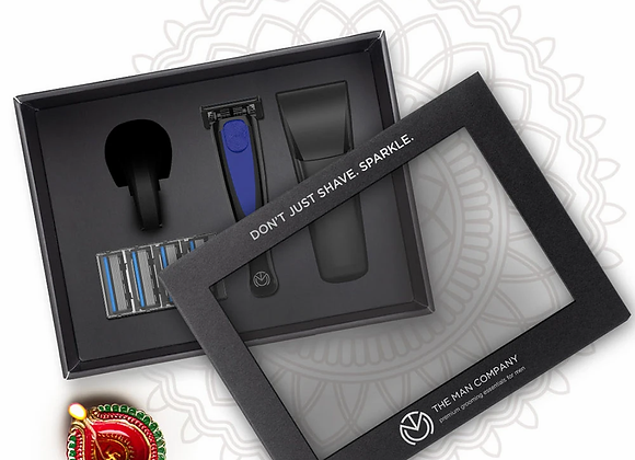 TMC Razor Gift Box - Midnight Blue